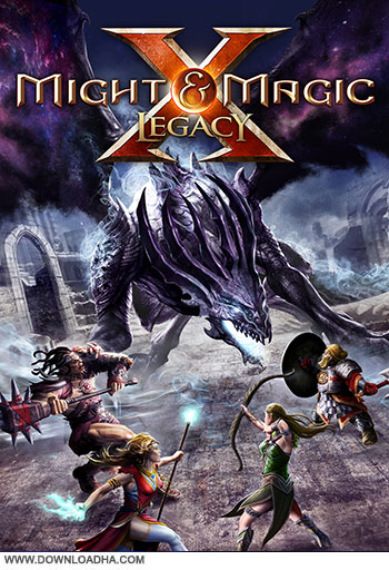 Might and Magic X Legacy pc cover small دانلود بازی Might and Magic X Legacy برای PC