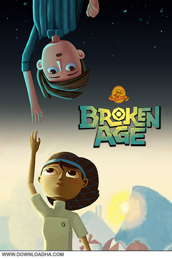 Broken Age pc cover دانلود بازی Broken Age Act 1 برای PC