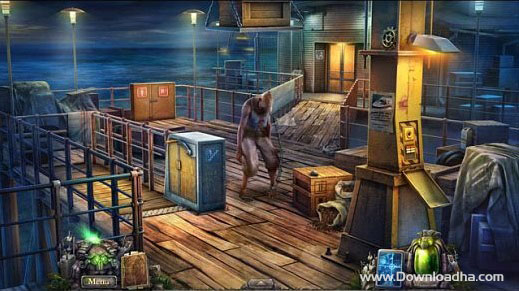 Mysteries of the Undead The Cursed Island pc cover دانلود بازی Mysteries of the Undead The Cursed Island برای PC