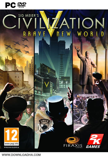 Brave New World pc cover small دانلود بازی Sid Meiers Civilization V: Brave New World برای PC