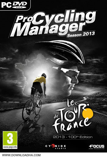 Pro Cycling Manager 2013 cpy cover دانلود بازی Pro Cycling Manager 2013 برای PC