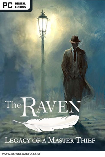 The Raven pc cover دانلود بازی The Raven Legacy of a Master Thief برای PC