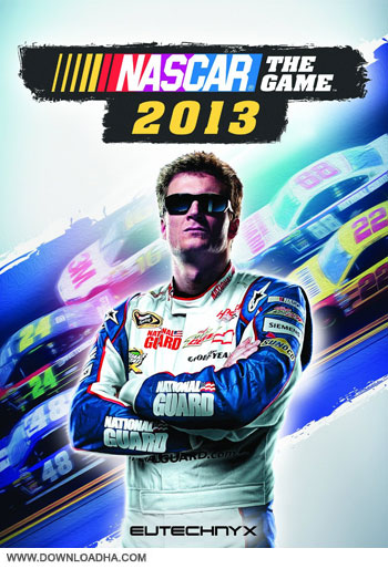 NASCAR the game 2013 pc cover small دانلود بازی NASCAR The Game 2013 برای PC