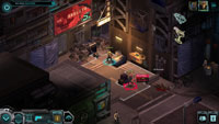 Shadowrun Returns screenshots 02 small دانلود بازی Shadowrun Returns 2013 برای PC