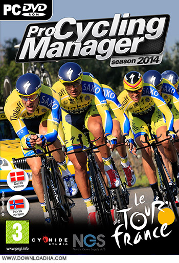 Pro Cycling Manager 2014 cover small دانلود بازی Pro Cycling Manager 2014 برای PC