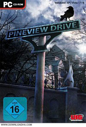 pineview drive cover دانلود بازی Pineview Drive برای PC