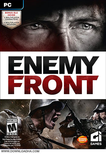 Enemy Front pc cover small دانلود بازی Enemy Front برای PC
