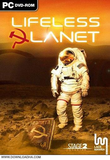 Lifeless Planet pc cover دانلود بازی Lifeless Planet برای PC