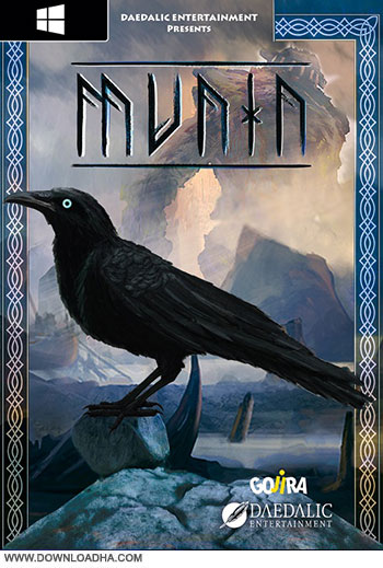 Munin pc cover دانلود بازی Munin برای PC