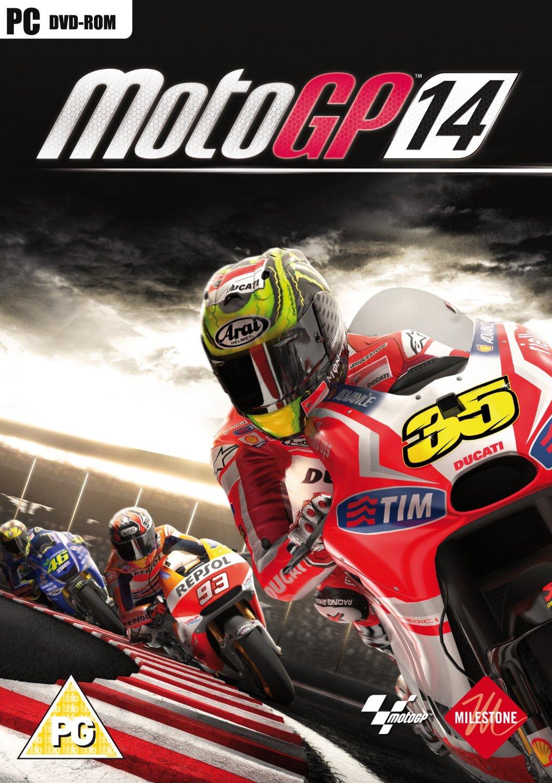 بازی MOTOGP 14 (مسابقات موتور سیکلت رانی)