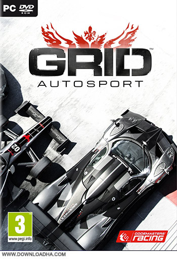 GRID Autosport pc cover small دانلود بازی GRID Autosport Complete برای PC