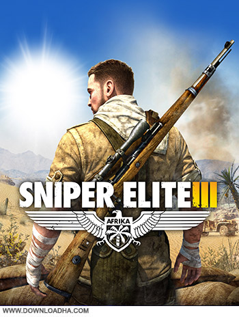 Sniper Elite III pc cover small دانلود بازی Sniper Elite 3 برای PC