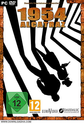 1954 Alcatraz pc cover small دانلود بازی 1954 Alcatraz برای PC
