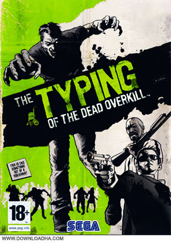 The Typing of The Dead Overkill pc cover download The Typing Of The Dead Overkill Game for PC