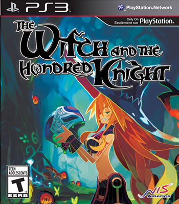 The Witch and The Hundred Knight ps3 cover Download game The Witch and the Hundred Knight for PS3