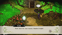 The Witch and The Hundred Knight screenshots 01 small downloadable games for PS3 The Witch and the Hundred Knight