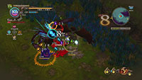 The Witch and The Hundred Knight screenshots 02 small دانلود بازی The Witch and the Hundred Knight برای PS3