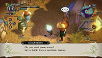 The Witch and The Hundred Knight screenshots 03 small downloadable games for PS3 The Witch and the Hundred Knight