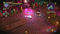 The Witch and The Hundred Knight screenshots 04 small downloadable games for PS3 The Witch and the Hundred Knight