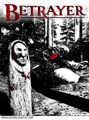 Betrayer pc cover دانلود بازی Betrayer برای PC