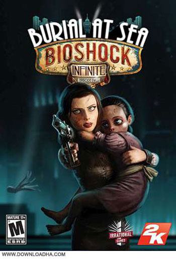 Bioshock Burial at Sea season 2 pc cover دانلود بازی BioShock Infinite Burial at Sea Episode 2 برای PC