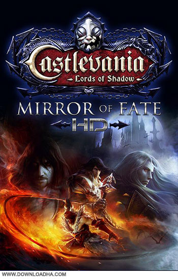Castlevania Lords of Shadow Mirror of Fate HD pc cover دانلود بازی Castlevania Lords of Shadow Mirror of Fate HD برای PC