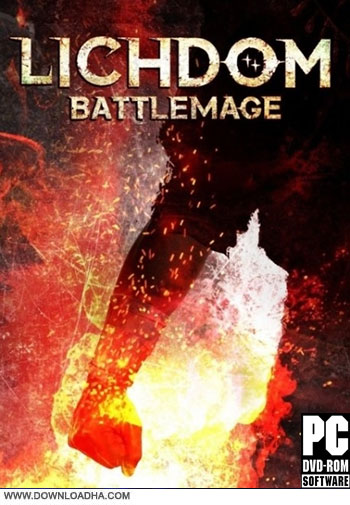 Lichdom Battlemage Early Access pc cover دانلود بازی Lichdom Battlemage Early Access برای PC