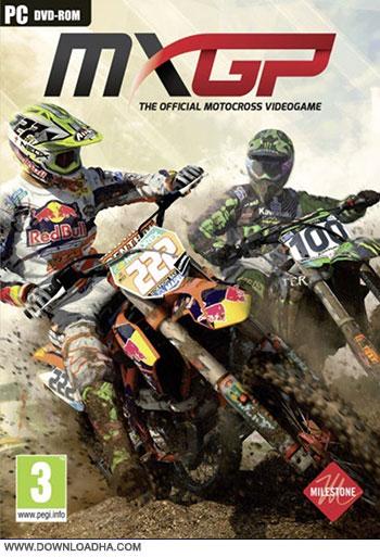 MXGP pc cover دانلود بازی MXGP برای PC