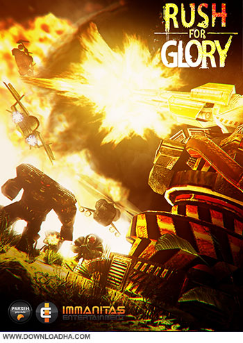 Rush for Glory pc cover small دانلود بازی Rush For Glory برای PC