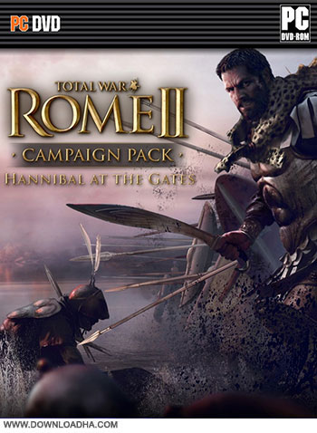 Total War Rome II Hannibal at the Gates pc cover دانلود بازی Total War Rome II Hannibal at the Gates برای PC