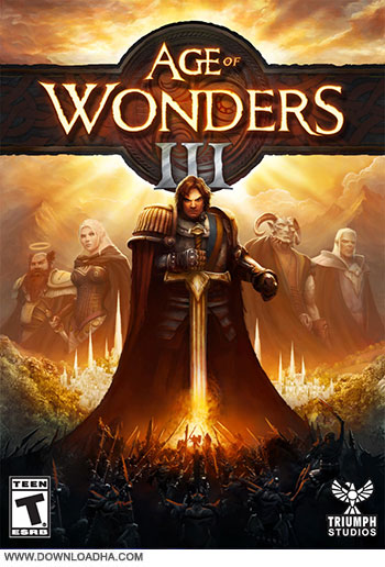 Age of Wonders iii pc cover small دانلود بازی Age of Wonders III برای PC
