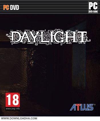 Daylight pc cover دانلود بازی Daylight برای PC