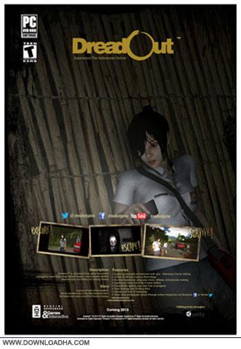 DreadOut pc cover دانلود بازی DreadOut برای PC