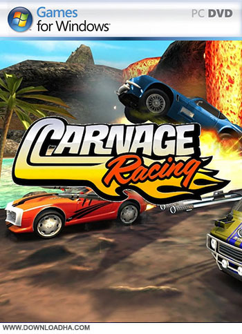 Carnage Racing pc cover دانلود بازی Carnage Racing برای PC