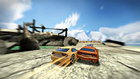 Carnage Racing screenshots 02 small دانلود بازی Carnage Racing برای PC
