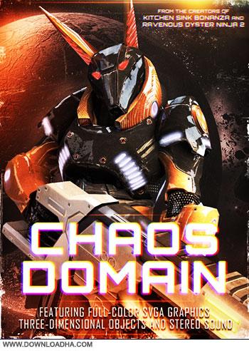 Chaos Domain pc cover دانلود بازی Chaos Domain برای PC