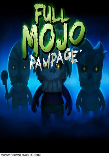 Full Mojo Rampage pc cover دانلود بازی Full Mojo Rampage برای PC
