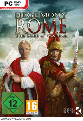 Hegemony Rome The Rise of Caesar pc cover دانلود بازی Hegemony Rome The Rise of Caesar برای PC