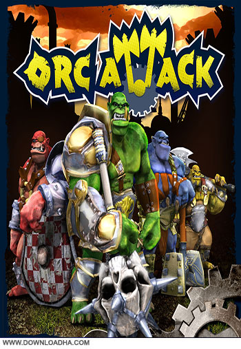 Orc Attack Flatulent Rebellion pc cover دانلود بازی Orc Attack Flatulent Rebellion برای PC