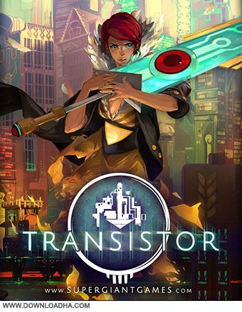 دانلود بازی Transistor برای کامپوتر