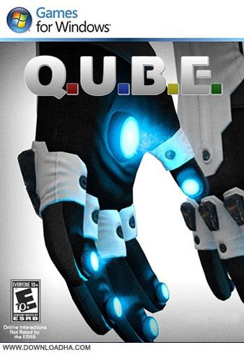 دانلود بازی Q.U.B.E Directors Cut برای PC