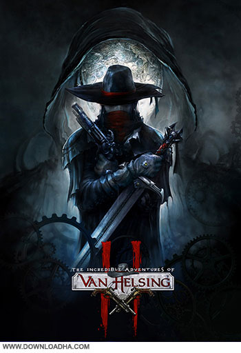 The Incredible Adventures of Van Helsing II pc cover دانلود بازی The Incredible Adventures of Van Helsing II برای PC