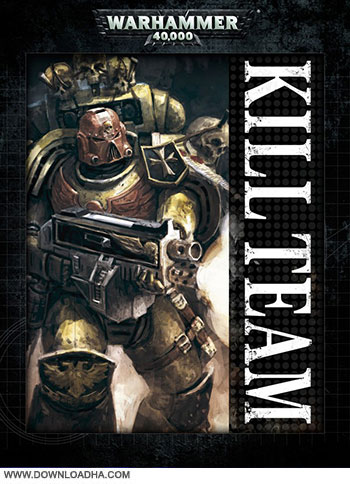 Warhammer 40000 Kill Team pc cover دانلود بازی Warhammer 40000 Kill Team برای PC