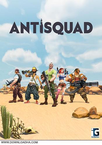 Antisquad pc cover دانلود بازی Antisquad برای PC