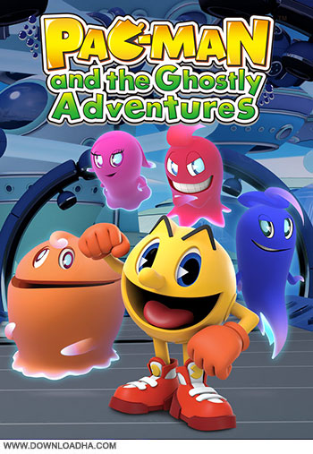 Pac man and the Ghostly Adventures pc cover small دانلود بازی PAC MAN and the Ghostly Adventures برای PC