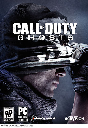 Call of Duty Ghosts pc cover small دانلود بازی Call of Duty: Ghosts برای PC