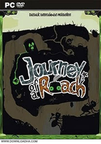 Journey of a Roach pc cover دانلود بازی Journey of a Roach برای PC