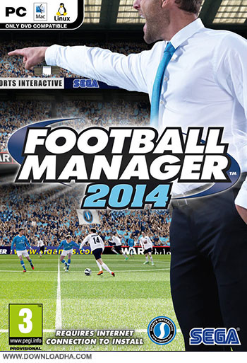 Football Manager 2014 pc cover small دانلود بازی Football Manager 2014 برای PC