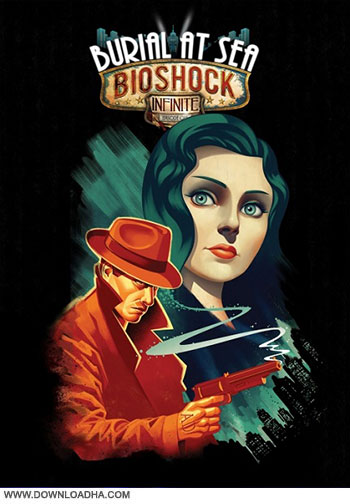 Burial at Sea Episode 1 pc cover دانلود DLC بازی BioShock Infinite Burial at Sea Episode 1 برای PC