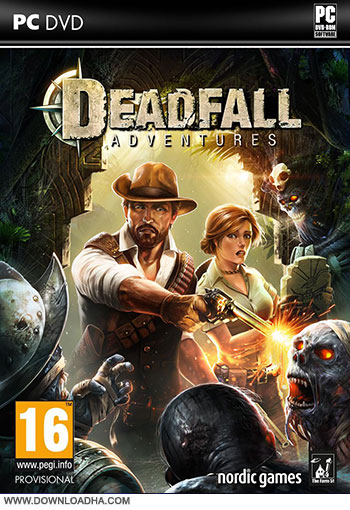 Deadfall Adventures pc cover small دانلود بازی Deadfall Adventures برای PC